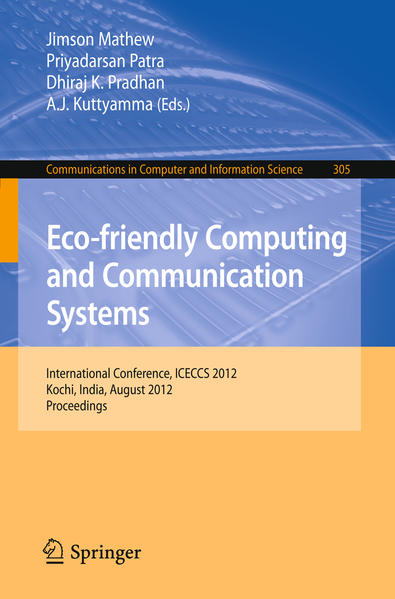 Eco-friendly Computing and Communication Systems - Coverbild