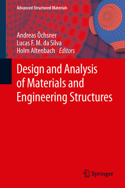 Design and Analysis of Materials and Engineering Structures - Coverbild