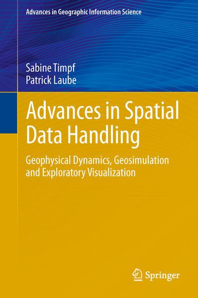 Advances in Spatial Data Handling - Coverbild