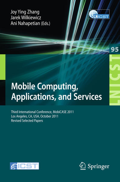 Mobile Computing, Applications, and Services - Coverbild