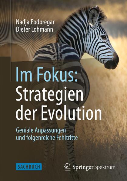 Im Fokus: Strategien der Evolution - Coverbild