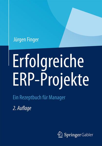Erfolgreiche ERP-Projekte - Coverbild