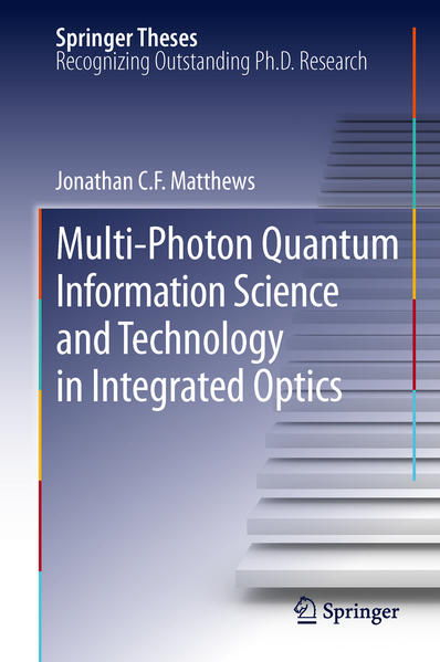 Multi-Photon Quantum Information Science and Technology in Integrated Optics - Coverbild