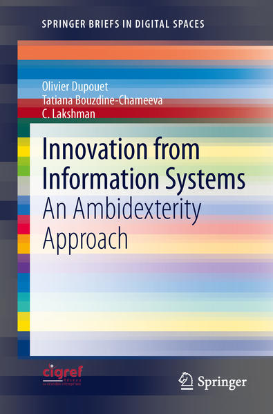 Innovation from Information Systems - Coverbild