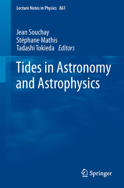Tides in Astronomy and Astrophysics - Coverbild