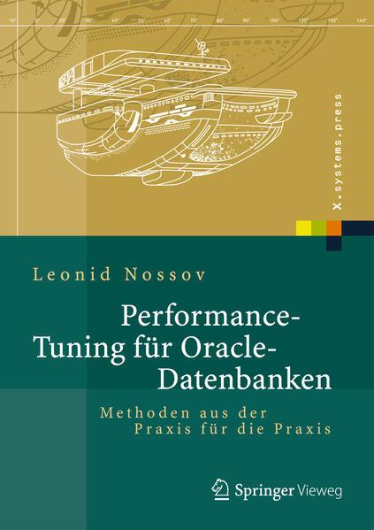 Performance Tuning für Oracle-Datenbanken - Coverbild