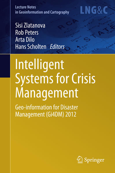 Intelligent Systems for Crisis Management - Coverbild
