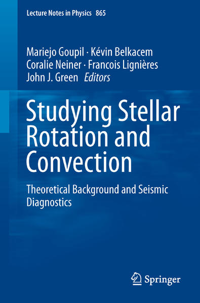 Studying Stellar Rotation and Convection - Coverbild