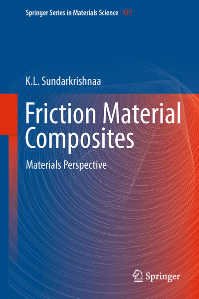 Friction Material Composites - Coverbild