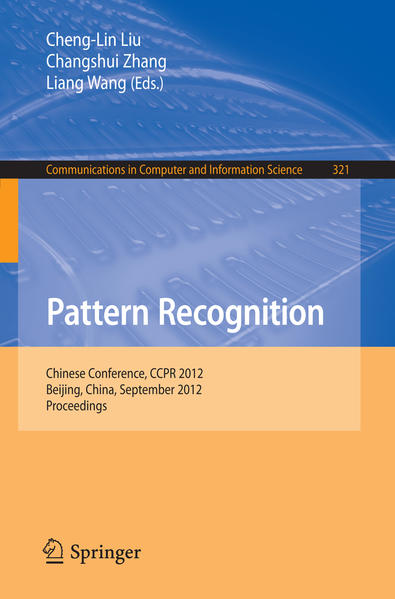 Pattern Recognition - Coverbild