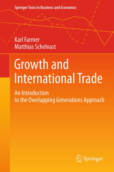 Growth and International Trade - Coverbild