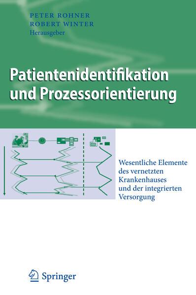 Patientenidentifikation und Prozessorientierung - Coverbild