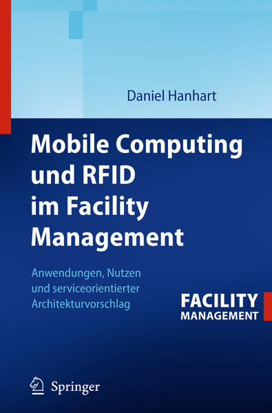 Mobile Computing und RFID im Facility Management - Coverbild