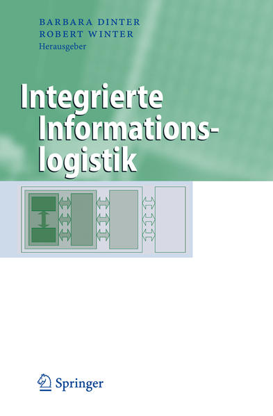 Integrierte Informationslogistik - Coverbild