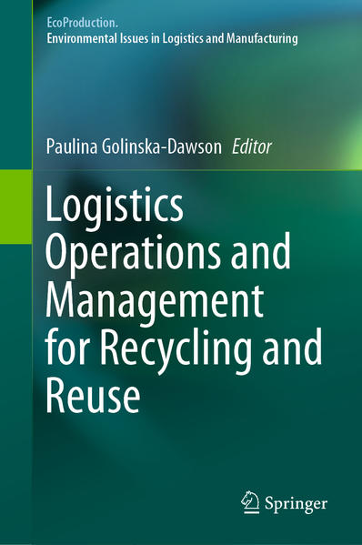 Logistics Operations and Management for Recycling and Reuse - Coverbild