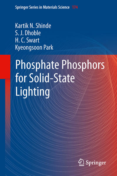 Phosphate Phosphors for Solid-State Lighting - Coverbild