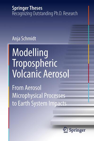 Modelling Tropospheric Volcanic Aerosol - Coverbild