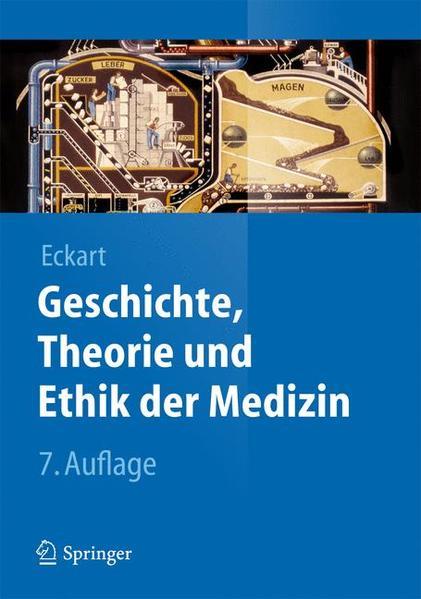 Geschichte, Theorie und Ethik der Medizin - Coverbild
