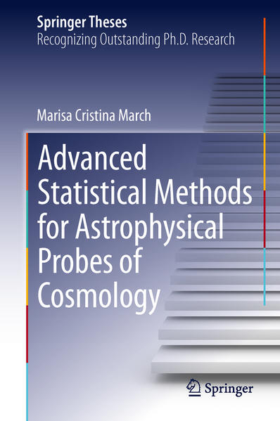 Advanced Statistical Methods for Astrophysical Probes of Cosmology - Coverbild
