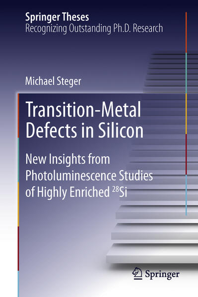 Transition-Metal Defects in Silicon - Coverbild