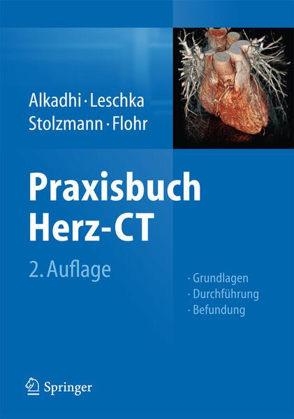 Praxisbuch Herz-CT - Coverbild