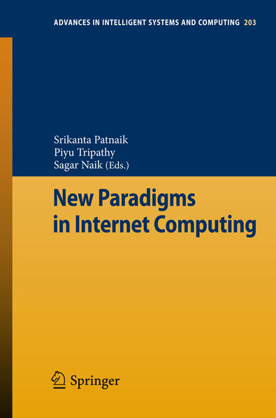 New Paradigms in Internet Computing - Coverbild