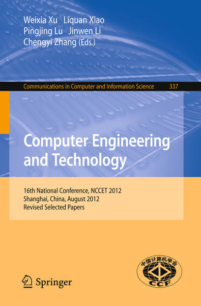 Computer Engineering and Technology - Coverbild