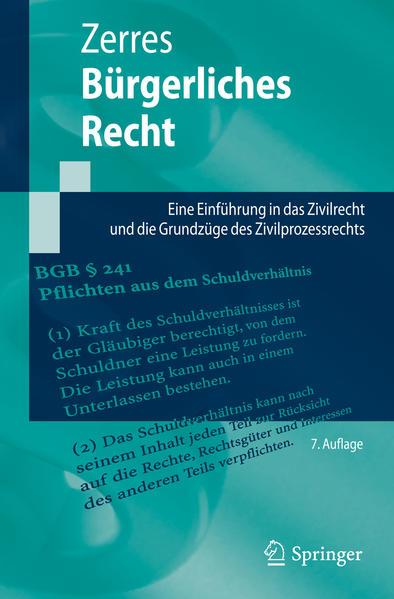 Download PDF Kostenlos Bürgerliches Recht