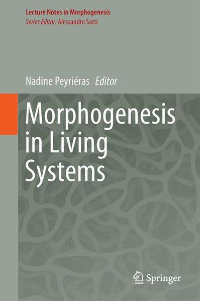 Morphogenesis in Living Systems - Coverbild