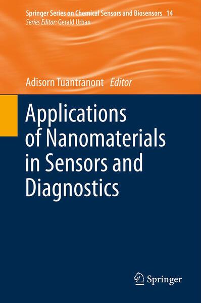 Applications of Nanomaterials in Sensors and Diagnostics - Coverbild
