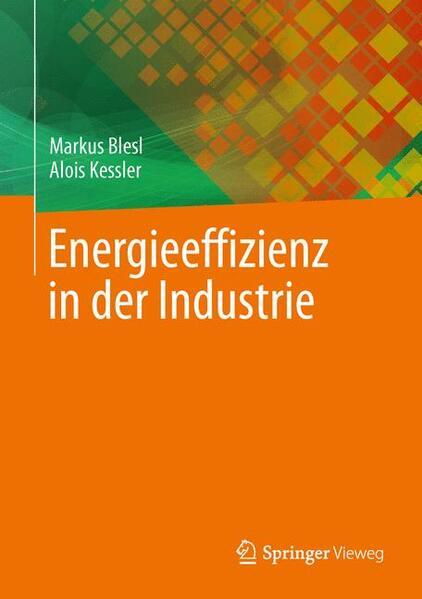 Energieeffizienz in der Industrie - Coverbild