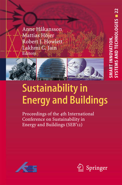 Sustainability in Energy and Buildings - Coverbild