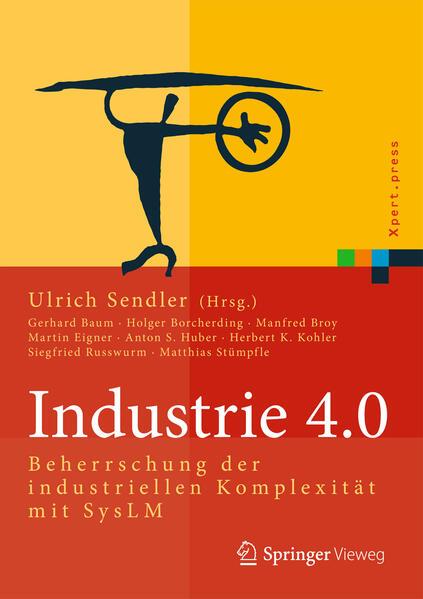Industrie 4.0 - Coverbild
