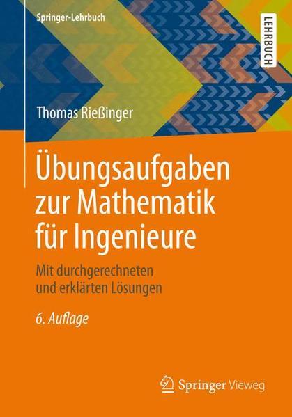 Übungsaufgaben zur Mathematik für Ingenieure - Coverbild