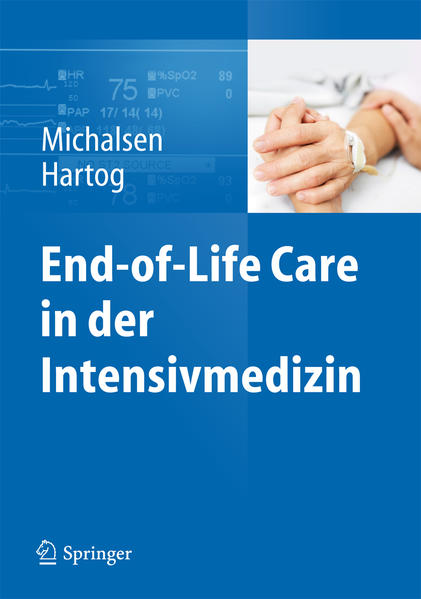 End-of-Life Care in der Intensivmedizin - Coverbild