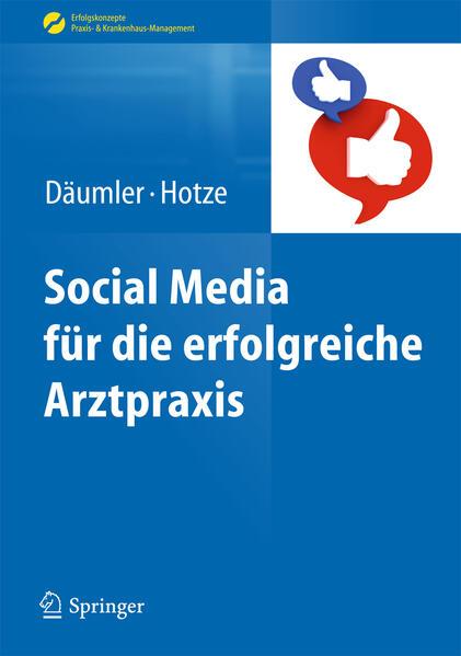 Social Media für die erfolgreiche Arztpraxis - Coverbild