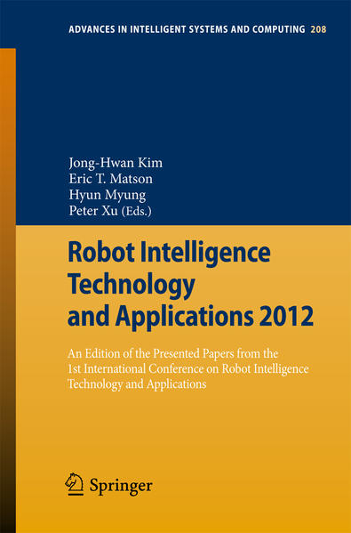 Robot Intelligence Technology and Applications 2012 - Coverbild
