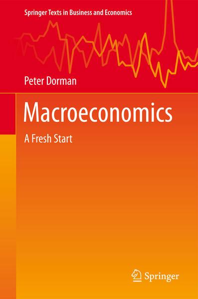 Macroeconomics - Coverbild