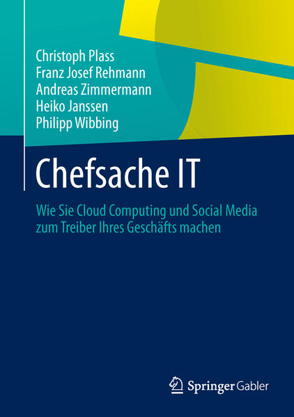 Chefsache IT - Coverbild