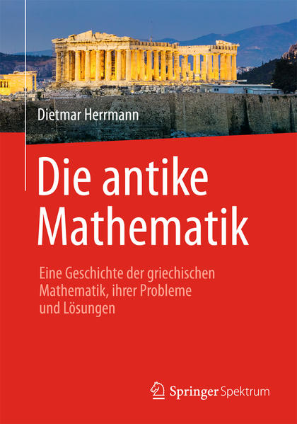 Die antike Mathematik - Coverbild