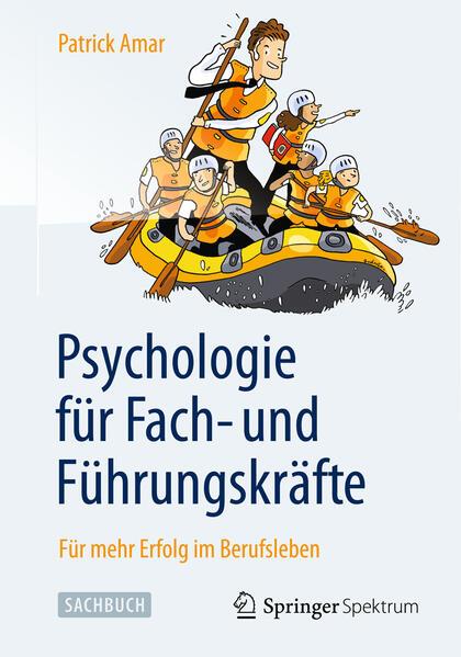 Psychologie für Fach- und Führungskräfte - Coverbild