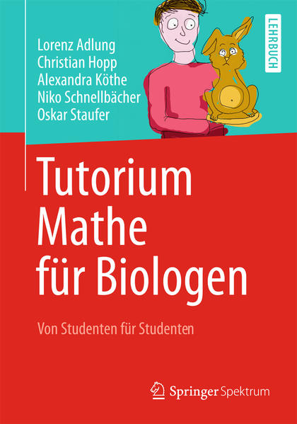 Tutorium Mathe für Biologen - Coverbild