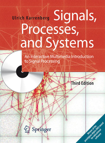 Signals, Processes, and Systems - Coverbild