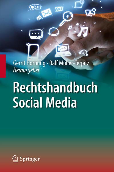 Rechtshandbuch Social Media - Coverbild