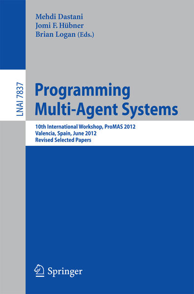 Programming Multi-Agent Systems - Coverbild