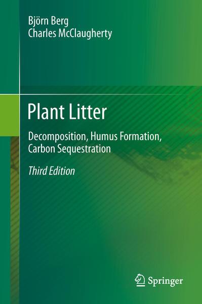 Plant Litter - Coverbild