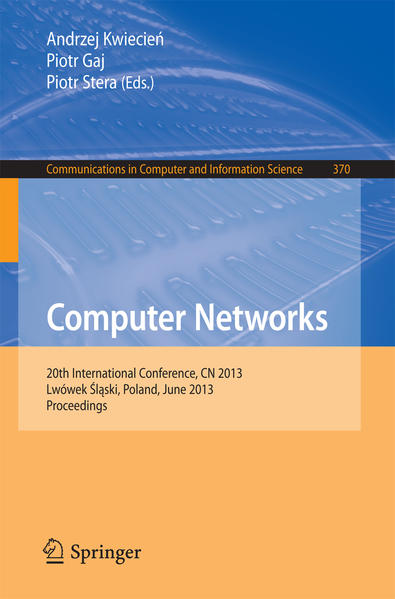 Computer Networks - Coverbild