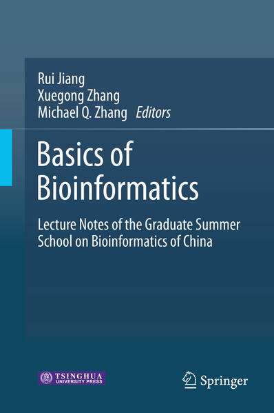 Basics of Bioinformatics - Coverbild