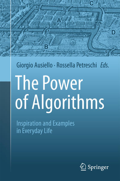 The Power of Algorithms - Coverbild