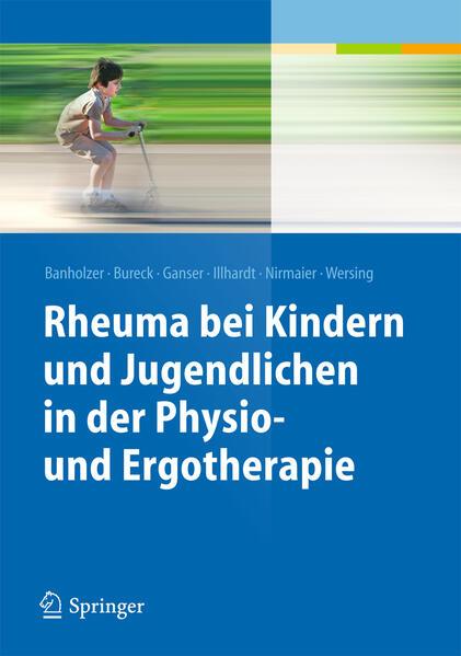 Rheuma bei Kindern und Jugendlichen in der Physio- und Ergotherapie - Coverbild